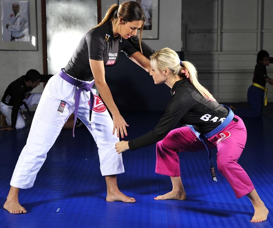 Jiu Jitsu feminino
